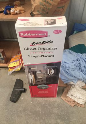 Brand New Closet Organizer for Sale in Valley Springs, CA