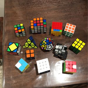 Lot Of Rubiks for Sale in Lombard, IL