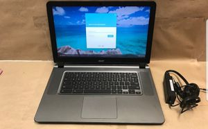 Acer CHROMEBOOK 15.6 for Sale in Nether Providence Township, PA