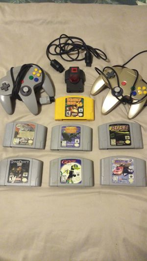 Nintendo 64 for Sale in Vancouver, WA