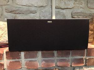 Klipsch Center Channel Speaker for Sale in Waterloo, IL
