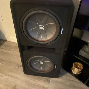 Subs And Amp For Sale for Sale in Tempe, AZ