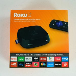 Roku 2 Streaming Media Player (1021385) for Sale in South San Francisco, CA