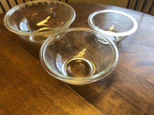 Pyrex bowls for Sale in Aurora, CO