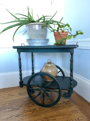 Antique Bar Cart for Sale in San Francisco, CA