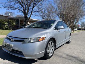 Honda Civic 2006 4D for Sale in Dallas, TX