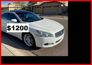 Price$1200 Nissan Maxima for Sale in MI, US