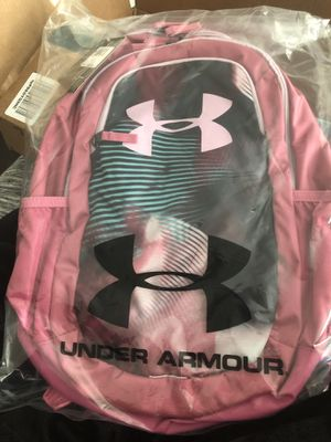 Under armor Backpack (Pink) BRAND NEW for Sale in Pinellas Park, FL
