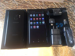 SAMSUNG GALAXY S9 64GB FACTORY UNLOCKED EXCELLENT CONDITION!!! for Sale in Des Plaines, IL
