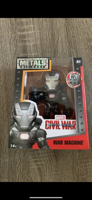 Marvel Captain America War Machine for Sale in Las Vegas, NV