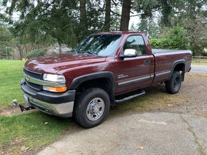 2002 Chevy Silverado Duramax Diesel 2500 HD for Sale in Renton, WA