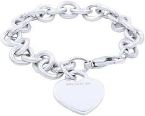 Tiffany heart toggle bracelet for Sale in Boston, MA