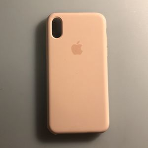 Apple Silicone Case For IPhone X/Xs for Sale in Bell, CA