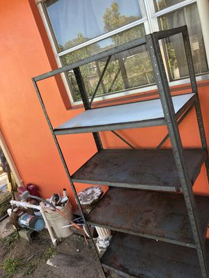 Metal shelve for Sale in Spring Hill, FL