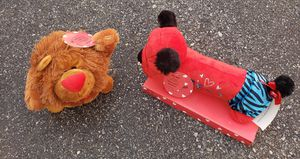 Valentine's Day NEW Noise Making Stuffed Animals ($28+ retail value) for Sale in Fulton, MD