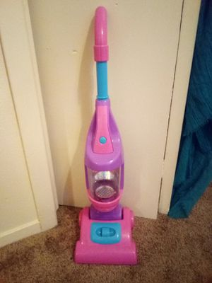 Light up Vaccum w Glitter Confetti Inside for Sale in San Angelo, TX