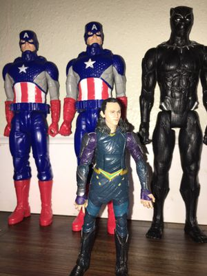 Marvel Action Figures for Sale in Beaverton, OR