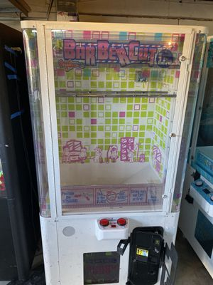 Bar Ber Cut Lite arcade machine for Sale in Rialto, CA