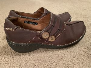 Clark Artisan Leather Shoes-size 8 for Sale in Peoria, AZ