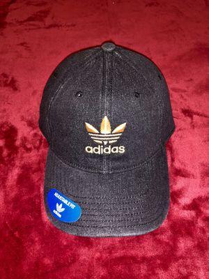 Adidas Acid Washed Black Denim Strapback for Sale in Pittsburgh, PA