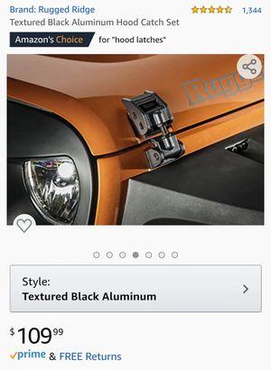 Hood hatch set for Sale in Fresno, CA