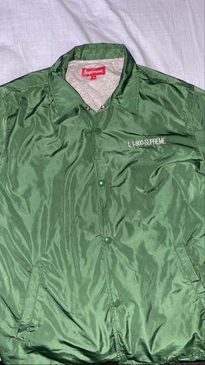 Supreme Bomber Jacket for Sale in Bridgeton, MO