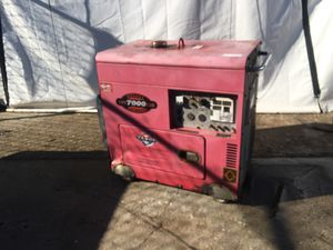 Generator for Sale in Tracy, CA