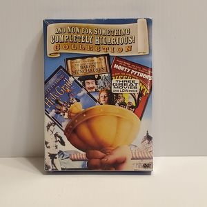 and Now for Something Completely Hilarious! Collection (DVD,2005,3-Disc Set). New, sealed. for Sale in San Jose, CA