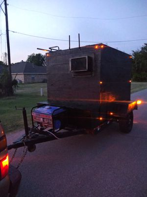 Enclosed Trailer Camper Bumper Pull Utility for Sale in Forney, TX