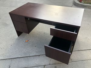 (5) Office desk furniture and cubicle partitions for Sale in Glendora, CA