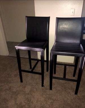 All Black Bar Stools for Sale in Las Vegas, NV
