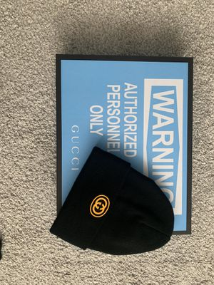NWT Gucci Pittsburgh beanie for Sale in Pittsburgh, PA