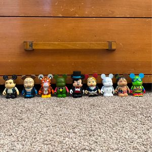 Small Disney Figurine Set for Sale in Oak Park, IL