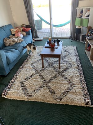 Area Rug-West Elm (5x8) for Sale in Portland, OR