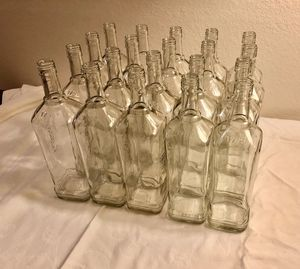 Glass Bottles - (20 qty) for Sale in Port St. Lucie, FL