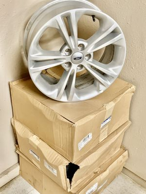 Ford rims brand new never used for Sale in Visalia, CA