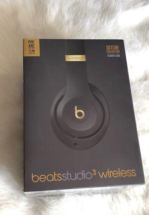 Beats studio 3 wireless for Sale in Kent, WA