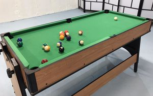 Mini pool table & air hockey for Sale in Lawrence, NY