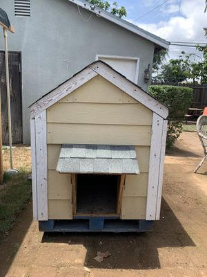 Wooden Dog House for Sale in Fresno, CA