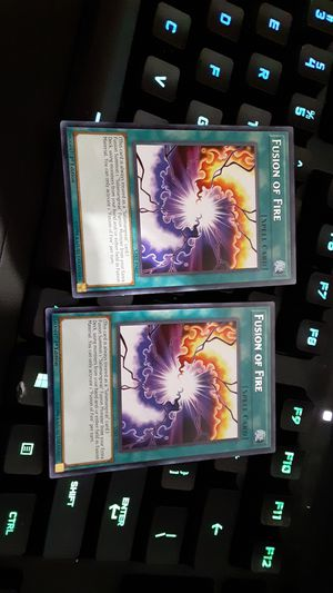 Fusion of fire yugioh for Sale in Young, AZ