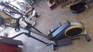 Gold's gym stride machine for Sale in Bellefonte, PA