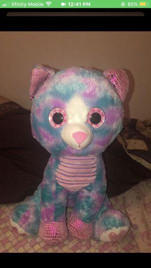 Cat teddy bear for Sale in Woodbridge, VA