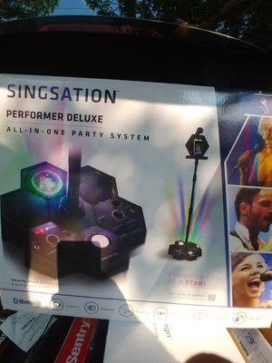 Singstation Performer Deluxe for Sale in Lexington, KY
