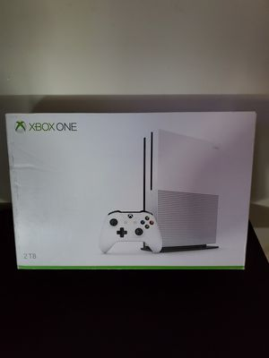 Selling Xbox One S 2Tb for Sale in Ceres, CA