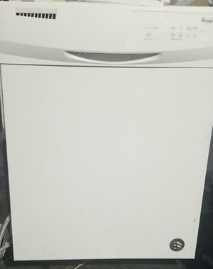Dishwasher White Whirlpool Good Condition Warranty Delivery Available! for Sale in San Diego, CA
