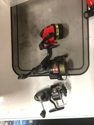 3 Fishing Reels for Sale in Thompson's Station, TN