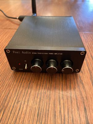 Fosi Audio BT20A Bluetooth 100watt amp for Sale in Federal Way, WA