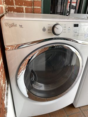 WHIRLPOOL DUET STEAM DRYER GAS for Sale in Covina, CA