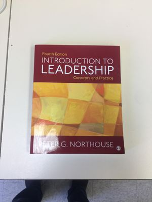 Introduction to leadership concepts and practice fourth edition for Sale in Baton Rouge, LA
