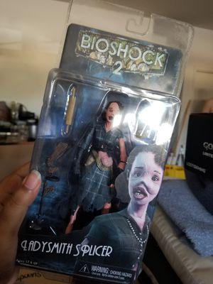 Bioshock Ladysmith Splicer collectable action figure for Sale in Phoenix, AZ
